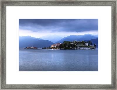Borromean Islands Framed Print by Joana Kruse