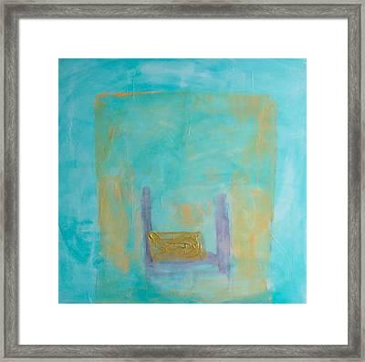 Borrowed Dream Framed Print by Warren Gaylor