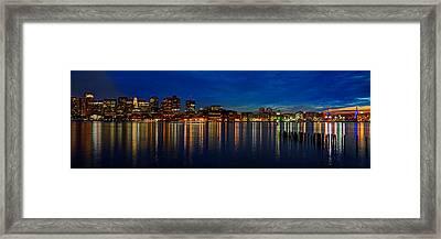 Boston 4031 Framed Print