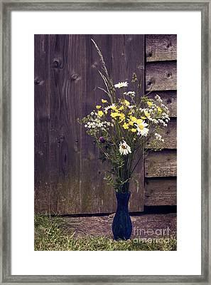 Bouquet Framed Print by Svetlana Sewell