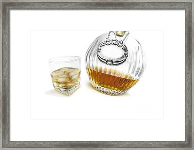 Bourbon Whisky Canter Framed Print by Jorgo Photography - Wall Art Gallery