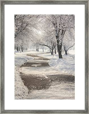 Framed Print featuring the photograph Breathtaking by Kari Yearous