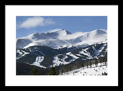 Summit County Framed Prints