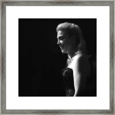Brenna Whitaker Framed Print by Dailey Pike