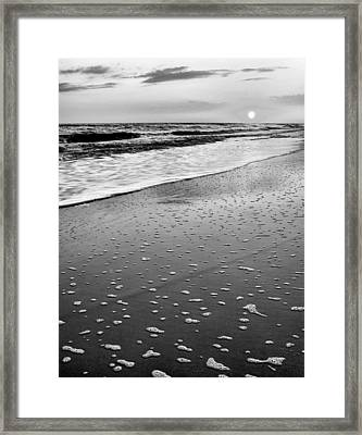 Bubbles Framed Print by JC Findley