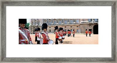 Buckingham Palace London England Framed Print by Panoramic Images