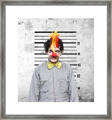 Bucks Party Gone Wrong Framed Print by Jorgo Photography - Wall Art Gallery