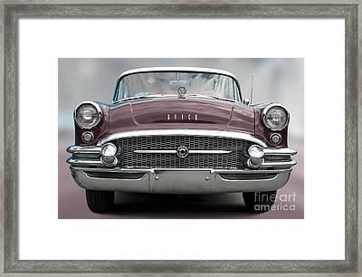 Buick Framed Print by Evgeniy Lankin