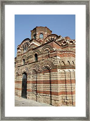 Bulgaria, Nessebur Framed Print by Cindy Miller Hopkins