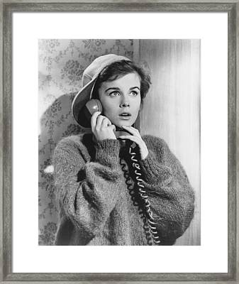 Bye Bye Birdie, Ann-margret, 1963 Framed Print by Everett