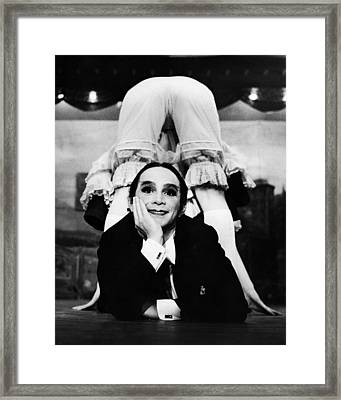 Cabaret  Framed Print by Silver Screen