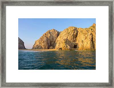 Cabo San Lucas, Baja, Mexico Framed Print