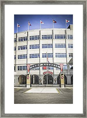Camp Randall Framed Print