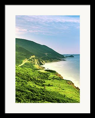 Cape Breton Island Framed Prints