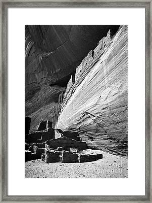 Canyon De Chelly Framed Print by Steven Ralser