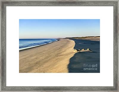 Cape Cod National Seashore Framed Print by John Greim
