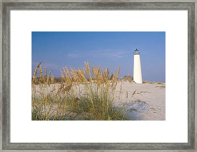 Cape St. George Lighthouse, Fl Framed Print