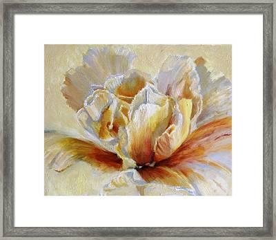 Capetown Beauty  Framed Print