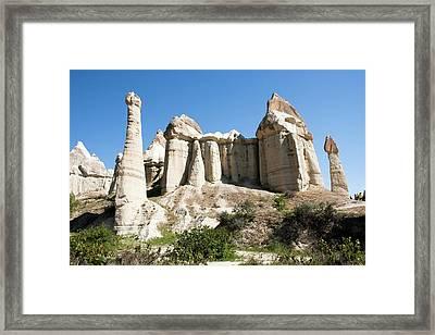 Cappadocia Framed Print by Photostock-israel