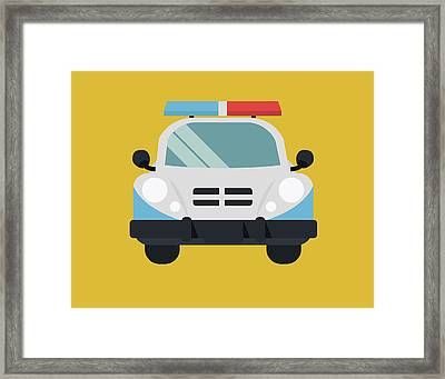Car II Framed Print by Tamara Robinson