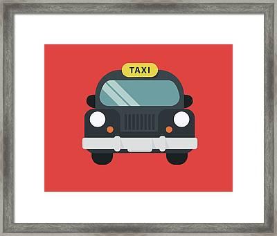 Car IIi Framed Print