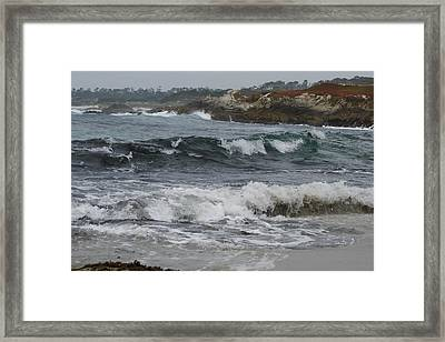 Carmel Original Photo Framed Print
