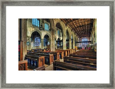 Carry Me Framed Print by Ian Mitchell