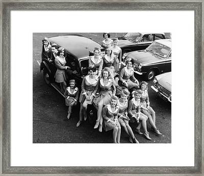 Carry On Cabby  Framed Print by Silver Screen