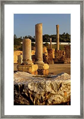 Carthage Framed Print by Lucas Vallecillos - Vwpics