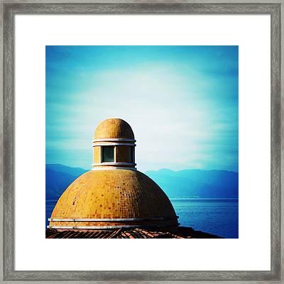 Casa Del Sol Framed Print