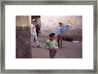 Casablanca 1996 Framed Print by Rolf Ashby