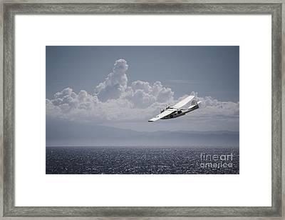 Catalina  Framed Print by J Biggadike