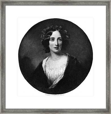 Catherine Gladstone (1812-1900) Framed Print by Granger