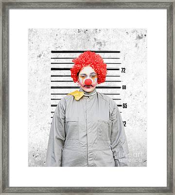 Caught In The Act Framed Print by Jorgo Photography - Wall Art Gallery