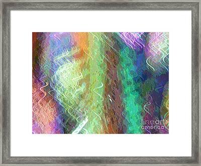 Celeritas 38 Framed Print