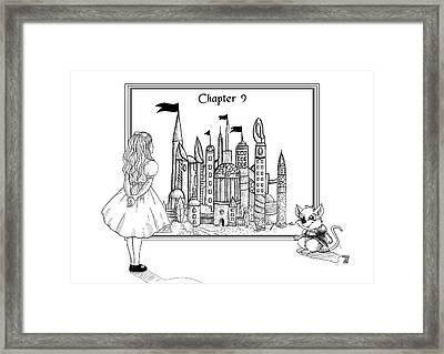 Chapter Nine Framed Print
