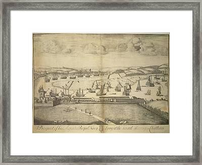 Chatham Framed Print