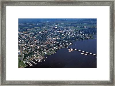 Chestertown Maryland Framed Print