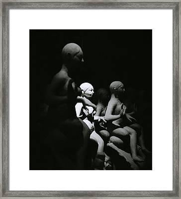 Chiaroscuro Framed Print by Shaun Higson
