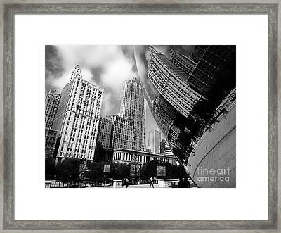 Chicago Architecture Framed Print