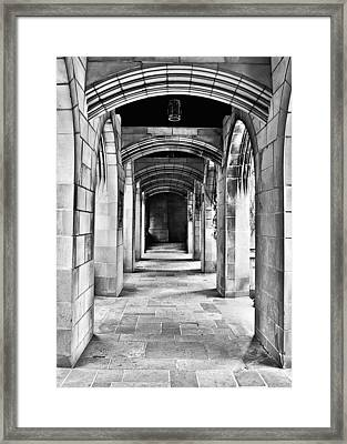 Chicago Fourth Presbyterian Church Framed Print by Christine Till