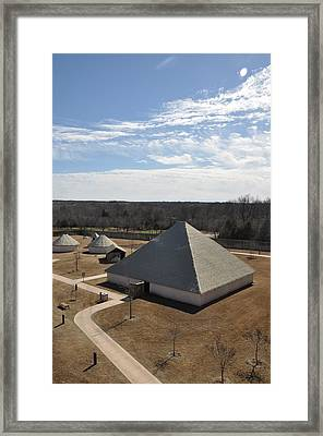 Chickasaw Culture Framed Print
