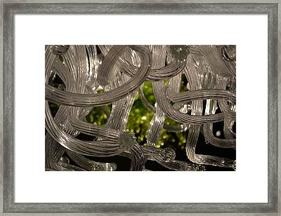Chihuly-11 Framed Print by Dean Ferreira