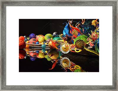 Chihuly-14 Framed Print by Dean Ferreira