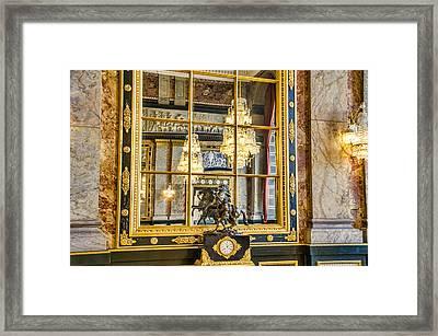 Christiansborg Palace - Copenhagen Denmark Framed Print by Jon Berghoff