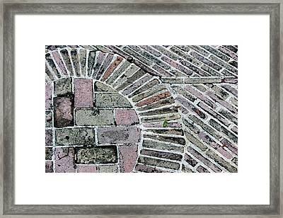 Christiansted, Saint Croix, Us Virgin Framed Print