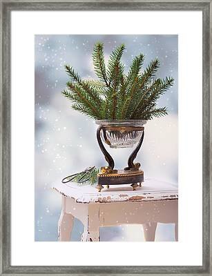 Christmas Decoration Framed Print