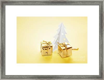 Christmas Decorations Framed Print by Michal Bednarek