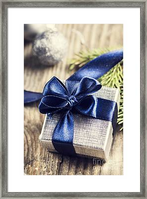 Christmas Present Framed Print