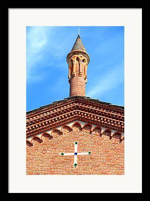 Cristian Church Framed Prints
